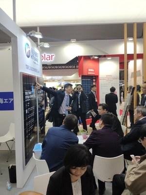 Pan Ruan Zhongli představuje moduly řady Multiway zákazníkům