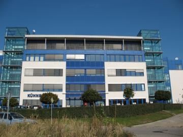 Sídlo společnosti Kühne + Nagel v Praze