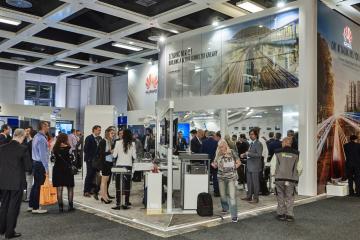 Společnost Huawei představila řešení Digital Urban Rail 2.0 na veletrhu InnoTrans 2016