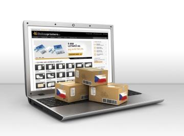 Po spuštění e-shopu Onlineprinters.cz bude moci každý zákazník v České republice za příznivou cenu nakupovat rychle dostupné a vysoce kvalitní tiskové produkty – od letáků až po veletržní stánky. Copyright: Onlineprinters GmbH
