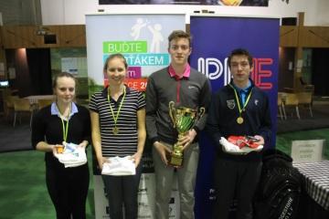 Vítězové kategorie 14 - 21 let Foto: Bestalent