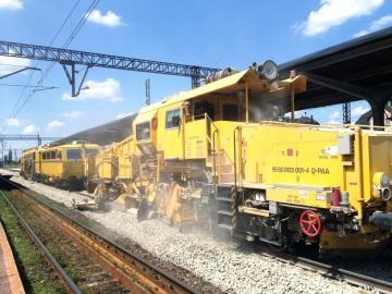 V oblasti železničních staveb disponuje PORR mnohaletými zkušenostmi, které získala při realizaci náročných projektů v tuzemsku a v zahraničí. © PORR