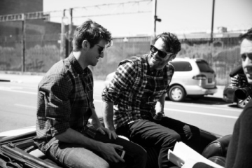 Alex Pall a Andrew Taggart z The Chainsmokers