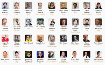 Na konferenci se představí celkově 35 přednášejících s celosvětovým zastoupením a vysokou odborností