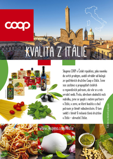 COOP Itálie