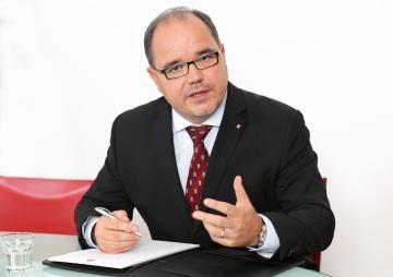 Erik Štefanovič, jednatel projektantsko-manažerské kanceláře DELTA Projektconsult