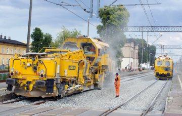 PORR modernizuje železnici v Polsku