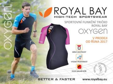 Sportovn triko ROYAL BAY Oxygen