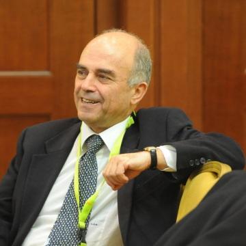 Prezident Evropské gynekologické společnosti profesor Andrea Riccardo Genazzani