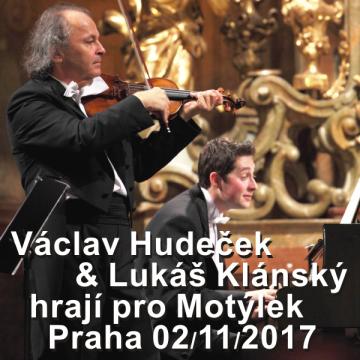 Václav Hudeček, Lukáš Klánský