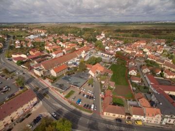 Reurbanizace centra města Hostivice