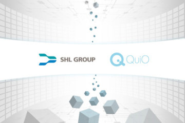 SHL Group and QuiO have embarked on a strategic partnership to advance digital healthcare. (PRNewsfoto/SHL GROUP)