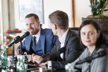 Konference LN o CSR - společenská zodpovědnost firem.  Zdroj: František Vlček, Mafra