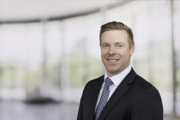 Fraser Watson se od 1. ledna 2018 stává vedoucím nově vzniklého oddělení oceňování a poradenství