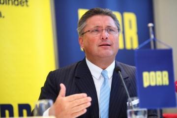 PORR CEO Karl-Heinz Strauss Foto © PORR APA-Fotoservice
