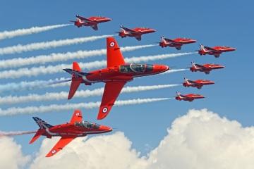 RAF Red Arrows