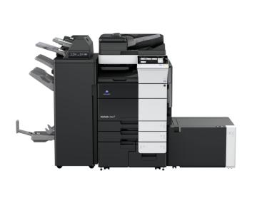 AccurioPrint C759 nabízí zákazníkům nejrychlejší pořízení barevných kopií, vysoce úsporný provoz nebo zajištění bezchybné digitalizace velkých objemů dokumentů
