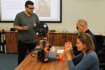 3D tiskárny pomáhají lépe vnímat realitu