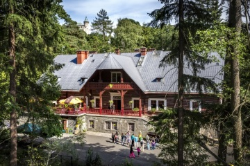 Království perníku pod hradem Kunětická hora u Pardubic – autor Tomáš Kubelka