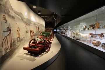 Nová expozice v zemědělském muzeu