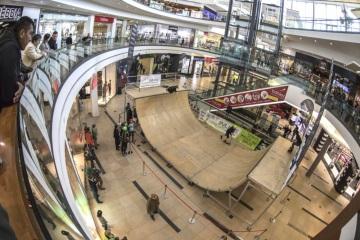 Druhý ročník Inline festivalu proběhne v sobotu 7. dubna v prostorách obchodního centra Galerie Harfa
