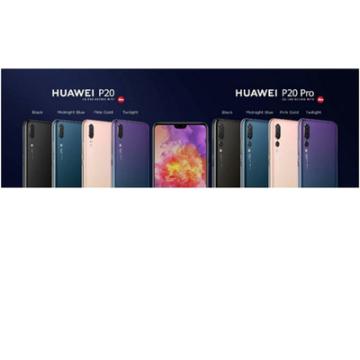 HUAWEI P20 (PRNewsfoto/Huawei)