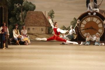 Coppélie: komediální balet