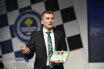 Petr Morcinek, majitel holdingu