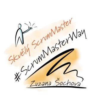 Obálka knihy The Great ScrumMaster: #ScrumMasterWay