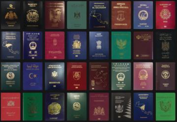 The Passport Index je světovou autoritou v globální klasifikaci pasů v reálném čase