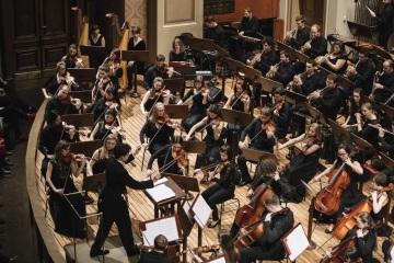 Koncert filmové hudby SCI-FI v Rudolfinu