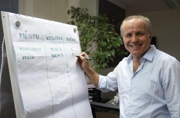 Předseda ODA Pavel Sehnal