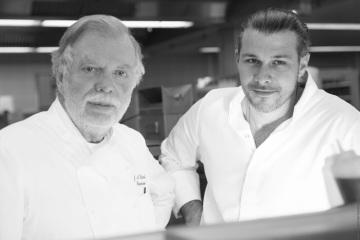Šéfkuchaři Glenn Viel a André Charial