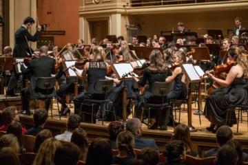 Filmharmonie dbá na precizní nastudování koncertních skladeb