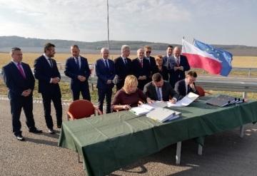 PORR buduje úsek polské silnice S3