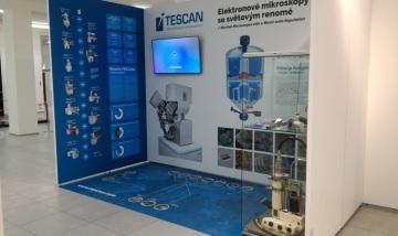 Tescan na výstavě Made in Czechoslovakia aneb průmysl, který dobyl svět