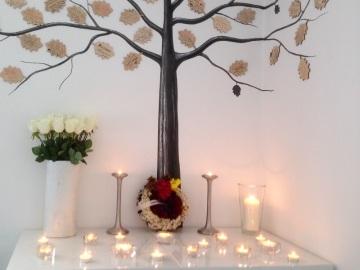 Uctění Památky zesnulých v Krematoriu zvířat Praha