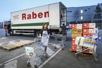 Raben Logistics Czech svezl 48 tun pomoci z devíti krajů