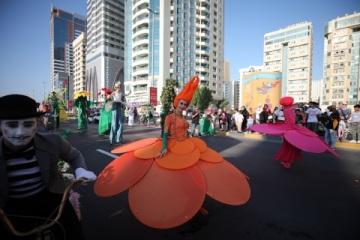 První Karneval dětí a mládeže v Šardžá, který se uskutečnil ve stejném termínu jako Světový den dětí Foto: BusinessWire