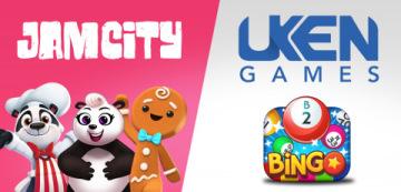 Studio Jam City rozšiřuje globální operace do kanadského Toronta, kupuje hru Bingo Pop od společnosti Uken Games (grafika: BusinessWire)