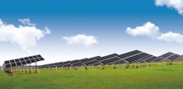 PV Projekt LONGi Solar