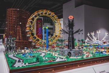 CZECH REPUBRICK: LEGO-VÝSTAVA