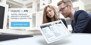 Společnost Kühne + Nagel zprovoznila nový zákaznický samoobslužný portál myKN