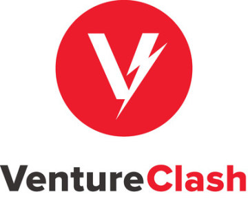 VentureClash - logo (PRNewsFoto/Connecticut Innovations)