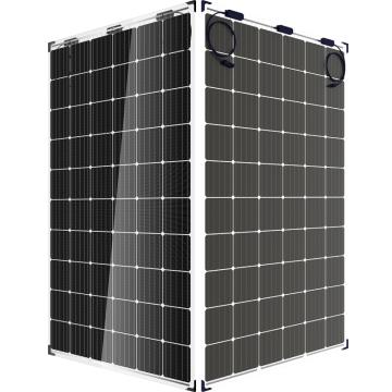 Oboustranný modul DUOMAX Twin s dvojitým sklem se vyznačuje až o 25 % vyšším energetickým ziskem, systémovým napětím 1 500 V a vynikající trvanlivostí