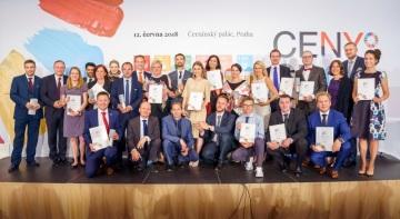 Vítězové a ocenění v Cenách SDGs 2018,12. června 2018, Černínský palác