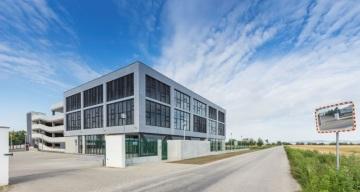 Administrativní budova EKOM v Piešťanech Foto:Tomáš Haverlík Zdroj: DELTA Projektconsult