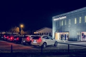 Společnost Dekom System představila nový autosalon Volvo v Pardubicích