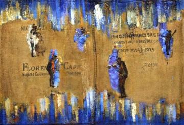 Roman Brichcín, Blue Blues