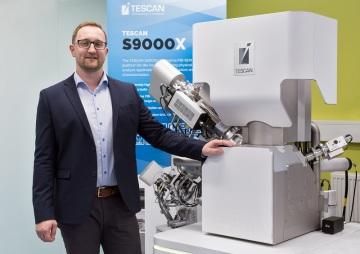 Elektronové mikroskopy od TESCANu